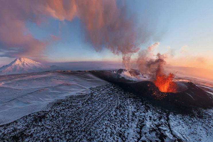 Multiple NASA Studies Confirm Bedrock Heat Flow Behind Melting Polar Ice, Not Global Warming